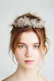 bridal tiara 101 swarovski bridal tiara feather and coal