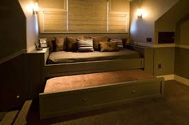 manly full size daybed made from a queen bed bed pinterest full