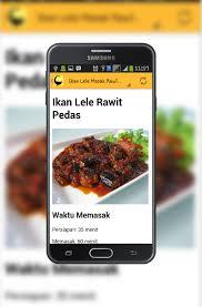 sempol lele 60 resep masakan ikan lele 1 0 apk download android cats