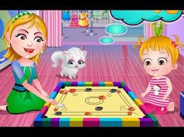 Baby Hazel Room Games - baby hazel laundry time top baby games youtube