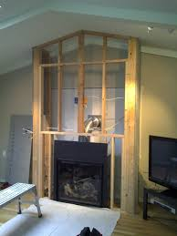 stacked stone family room fireplace it u0027s a wrap old