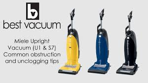 miele vaccum how to unclog a miele upright vacuum s7000 u1 models