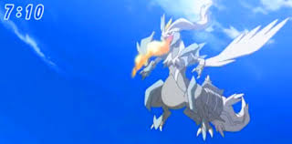 white kyurem reshiram images white kyurem 15th screencap wallpaper and