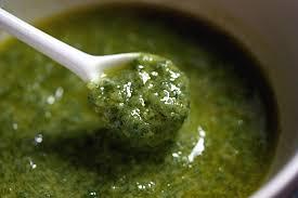 green goddess dressing leaf grain leaf grain