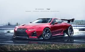 stanced lexus coupe rocket bunny v1 aero lexus rc350 f sport bunny cars and dream