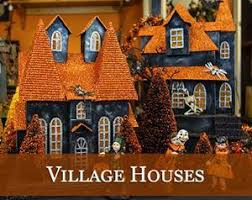 department 56 halloween village collector u0027s series traditions