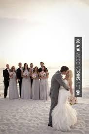 neat wedding colour schemes 2017 beach wedding photo with the