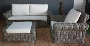 canape en resine exterieur canape resine tressee la maison du teck meuble et déco en teck