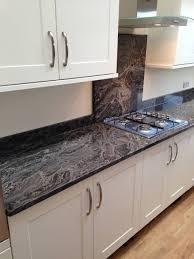 kitchen round kitchen cabinets stainless steel backsplash behind