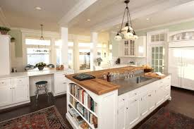 island sinks kitchen kitchen island with sink a lovely country kitchen featuring an l