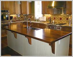 kitchen island tops kitchen island tops home design ideas and pictures