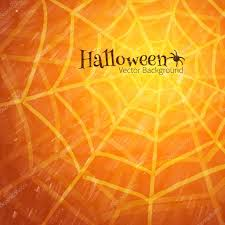 halloween spiders background halloween background with spider web u2014 stock vector