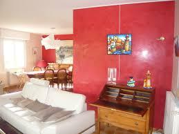Peinture Moderne Pour Salon by Peinture Salon Rouge Atonnant Sur Dacoration Intarieure En