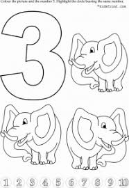 number worksheets for kids 1 10 crafts and worksheets for