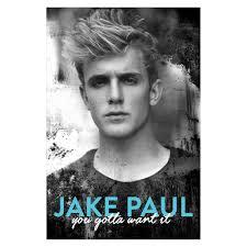 tesla jake paul you gotta want it hardcover jake paul jake paul