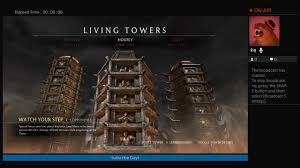 living tower watch your step edition mortal kombat xl youtube