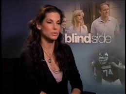 Who Played In The Blind Side Sandra Bullock The Blind Side Interview Youtube