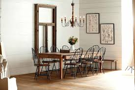 magnolia farms dining table magnolia farms dining table magnolia home metal and wood hoop chair