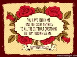 happy wedding message anniversary wishes for quotes and messages for