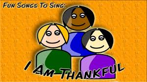 i am thankful thanksgiving song for children