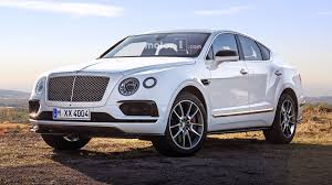 bentayga bentley bentley bentayga could get speed treatment