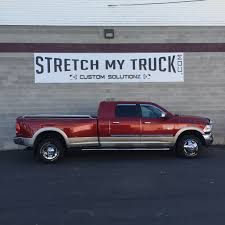 2007 Dodge Ram 3500 Truck Quad Cab - longbed conversions stretch my truck