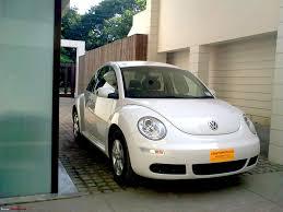 vw volkswagen beetle initial review vw new beetle 2009 team bhp