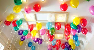 how to make birthday decoration at home decoration for birthday party at home how to make balloon