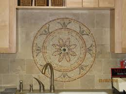 Floor Value  Bartz Construction LLC Ceramic  Stone - Kitchen medallion backsplash