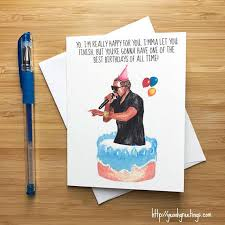 kanye birthday card imma let you finish birthday card quotes