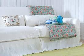 shabby chic sofa covers shabby chic sofa slipcover country slipcovers