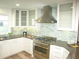 kitchen subway tile backsplashes glass subway tile backsplash kitchen glass tile lime green glass