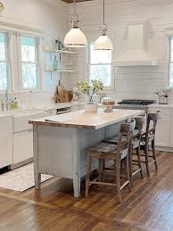 fixer blue kitchen cabinets the open kitchen reveal in our waco fixer home my