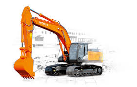 obsessing over the zaxis 5 series excavators
