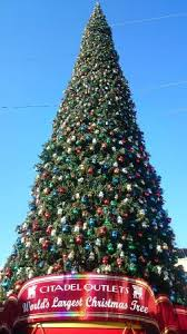 xmas tree citadel outlet mall la picture of citadel outlets