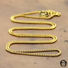 gold necklace box images 2mm king ice 14k gold box chain kingice jpeg