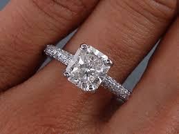 diamond ring cuts best 25 square cut diamond ring ideas on square square