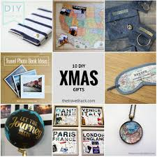 Travel Gifts images 10 travel inspired diy christmas gifts png