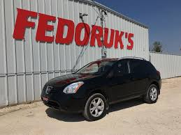 Nissan Rogue 2008 - used 2008 nissan rogue for sale headingley mb
