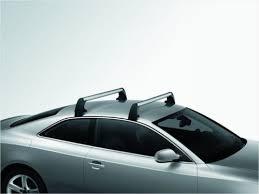 audi a5 roof audi a5 or s5 roof rack bars base carrier oem ebay