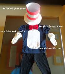 Cat In The Hat Costume Handmade The Cat In The Hat Costume