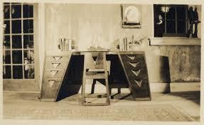 Flat Top Desk Wharton Esherick Museum The Official Blog Of The Wharton