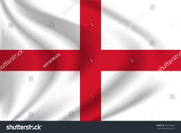 England Flag Jpg England Flag Background Cloth Texture England Stock Vector