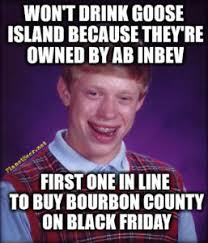 Beer Meme - beer meme madness bourbon county edition planet beer
