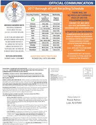 Power Of Attorney Form Nj by Home Borough Of Lodi New Jersey