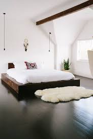 Bed On The Floor by Best 25 Floor Bed Frame Ideas On Pinterest Toddler Floor Bed