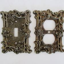 craftsman style light switches brass light switch plates vintage plate covers 2 avail lefula top