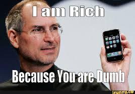 Rich Meme - i am rich because you are dumb meme boomsbeat