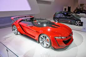 volkswagen gti roadster concept cars at the toronto auto show motor trend