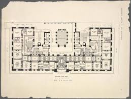 new york apartments floor plans 10 elaborate floor plans from pre world war i new york city